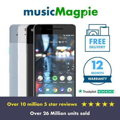 Google Pixel 2 - 64GB, 128GB - Unlocked / Network Locked - Various Colours