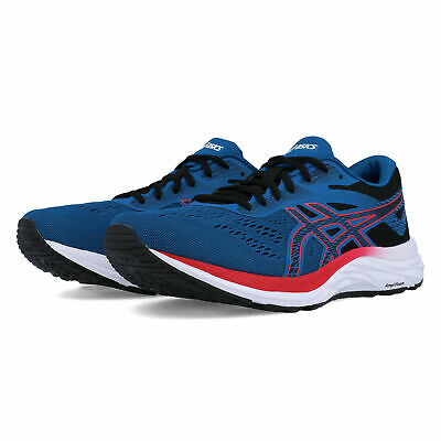 ASICS MENS GEL EXCITE 6 Running Shoes Trainers Blue Sports