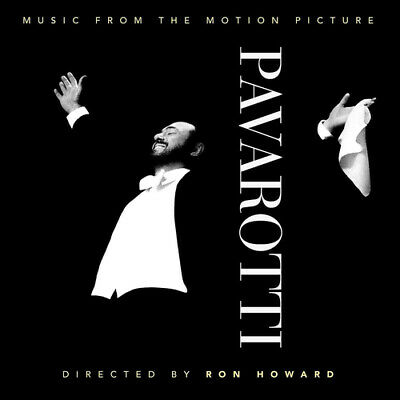 Pavarotti: Music from the Motion Picture CD (2019) ***NEW***