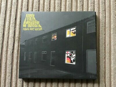 Arctic Monkeys - Favourite Worst Nightmare Cd Album 2007