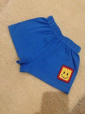 Baby Bart Simpson Shorts Size 000 The Simpsons