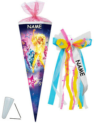 """Schultüte - """" Disney - Star Darlings """" - 70 / 85 cm - incl. NAME und individuell"""