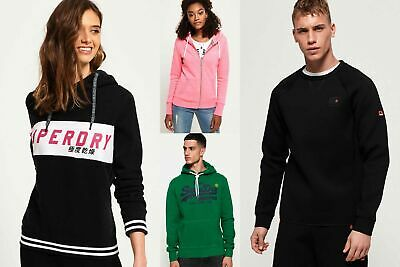 New Superdry Hoodies Selection for Men and Women-Various Styles & Colours 060619
