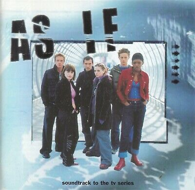 As If TV Series Soundtrack - NEW Music CD Compact Disc