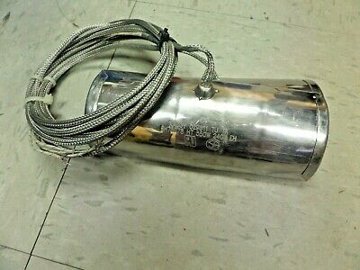 "Xaloy Heater Band BH75278 HT 550W 240V EH 029811 TU TK 8"" Length New"