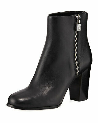 51036f9f833e Michael Michael Kors Womens Margaret bootie Leather Almond Toe Ankle  Fashion .