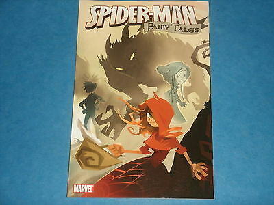 Marvel: SPIDER-MAN 'FAIRY TALES' PB Graphic Novel  Collecting Issues #1-#4