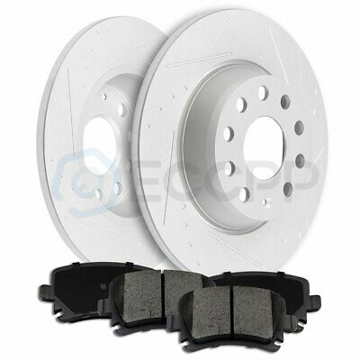 Centric Front /& Rear Ceramic Brake Pads /& Brake shoes 2SET For Ford Aerostar