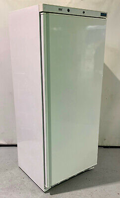 POLAR Single Door Upright Freezer 600Ltr White Model: CD615-A