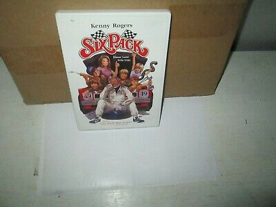 SIX PACK rare (Authentic) Comedy dvd KENNY ROGERS Erin Gray DIANE LANE 1982 MINT