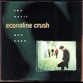 The Devil You Know by Econoline Crush (CD, 1998)