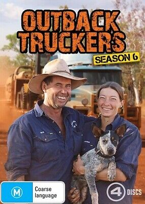 Outback Truckers - Series 6, DVD