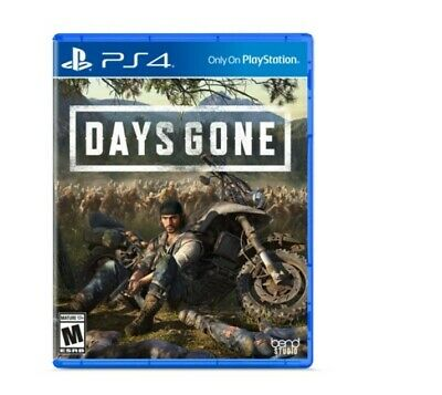 TWO Days Gone - Playstation 4 (PS4) Brand New Region Free bundle