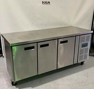 POLAR 3 Door Under Counter Fridge Model: G597-A