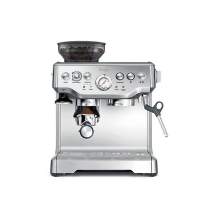 Sage Appliances SES875 Espresso-Maschine The Barista Express,  Edelstahl