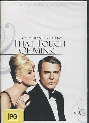 That Touch Of Mink (DVD, 2011)   - Cary Grant, Doris Day, Gig Young