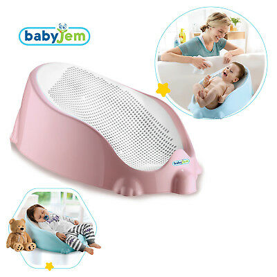 BabyJem Soft Baby Bath Bathing Tub Support Seat (ART-465) PINK New (other)