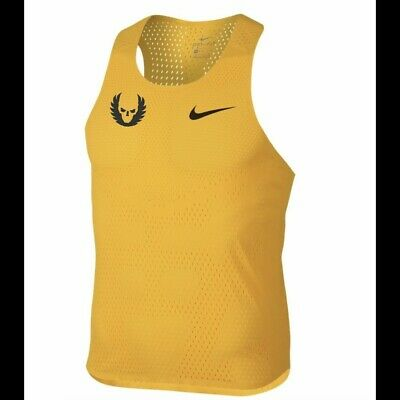 6a037de4 MEN'S NIKE DRY Tank Top Oregon Project NWT Running Gym Muscle Work ...
