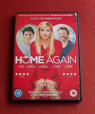 Home Again - Region 2 DVD - Reese Witherspoon, Nat Woolf, Michael Sheen