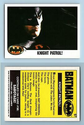Trading Card Singles, Batman Trading Cards, Non-Sport Trading Cards