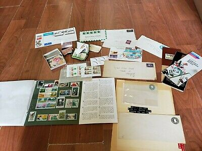 Antique / Vintage Stamp Collection~ Over 240 Stamps Mixed years ~ Free Ship!