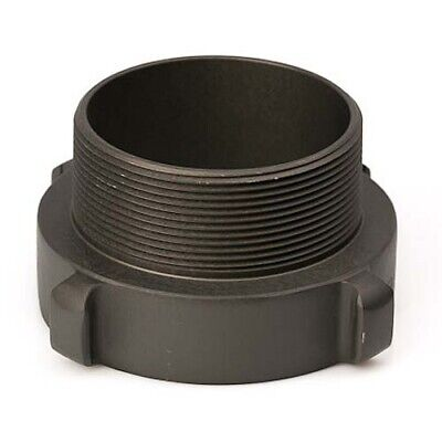 """Aluminum 5/"""" Female NH to 6/"""" Male NH Fire Hose Adapter"""