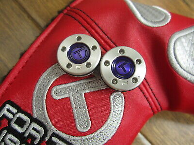 SCOTTY CAMERON CIRCLE T For Tour Use Putter Shaft Band - $40 00