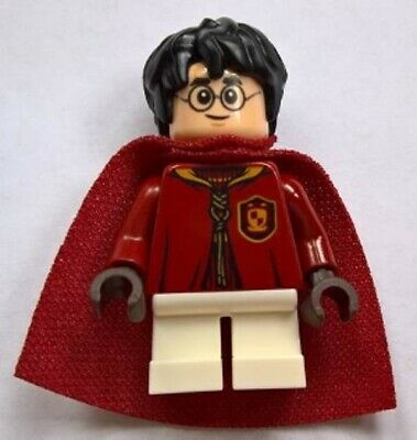 Lego Harry Potter Quidditch Uniform hp138 (From 75956) Minifigure Figurine New