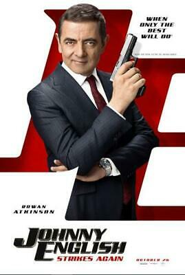 Johnny English Strikes Again Redeem Code
