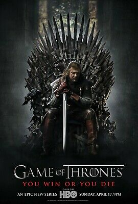 HBO Game of Thrones Poster Season 1 (24x36)