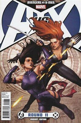 Avengers vs X-Men (2012 Ltd ) #11 Presque Neuf (NM) 1 en 25 Variante Marvel
