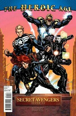 Secret Avengers (Vol 1) #1 Presque Neuf (NM) 1 en 15 Variante Marvel Comics