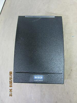 HID MULTICLASS SE Rp40 Wall Switch Reader - EUR 112,45   PicClick BE
