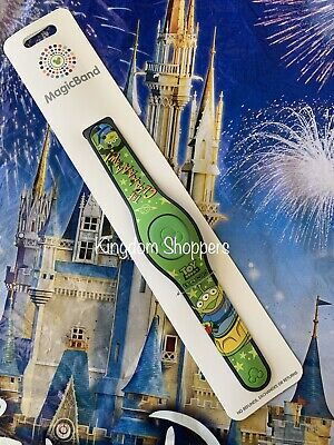 2019 Disney Parks Toy Story Land Aliens Swirling Saucer Magicband Magic Band New