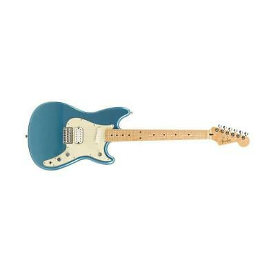 NEW!! Fender Duo-Sonic Electric Guitar Lake Placid Blue WOW!!