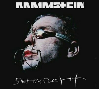 RAMMSTEIN - SEHNSUCHT CD ~ 90's GERMAN METAL *NEW*