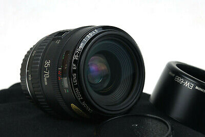 Canon EF Zoomlens 3,5-4,5 35-70mm  sehr guter Zustand