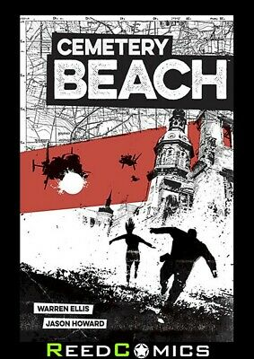 CEMETERY BEACH GRAPHIC NOVEL New Paperback Collects 7 Part Series