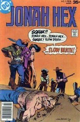 Jonah Hex (Vol 1) #   9 (FN+) (Fne Plus+) DC Comics ORIG US