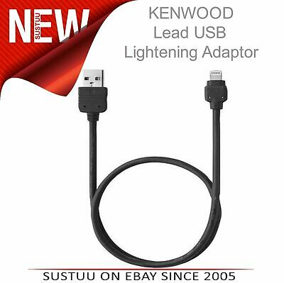Kenwood Kca IP103 USB Lightening Adapter │ für IPHONE 5/5C/5S │ für Kca HD100