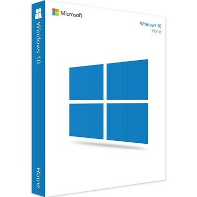 Microsoft Windows 10 Home Vollversion MS Key Lizenz E-Mail Pro Deutsch