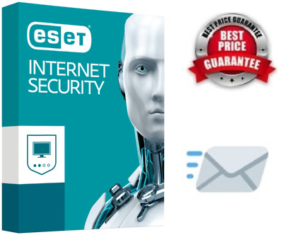 Eset NOD32 Antivirus 3 Device 1 Year  GLOBAL Key PC ESET