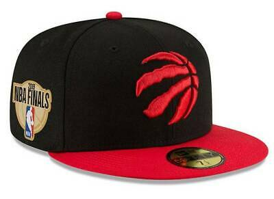 Official 2019 NBA Finals Toronto Raptors New Era 59FIFTY Fitted Hat