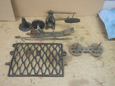 Singer Sewing Machine Vintage Foot Pedals Accessories Hardware & Parts Lot