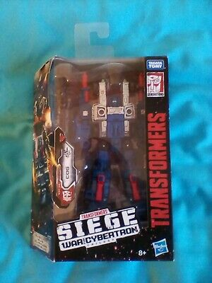 Adults /& Kids Ages 8 /& Up Transformers Toys Generations War for Cybertron Siege Micromaster Wfc-S19 Autobot Rescue Patrol 2 Pack Action Figure 1.5 1.5 Hasbro E3562AS00