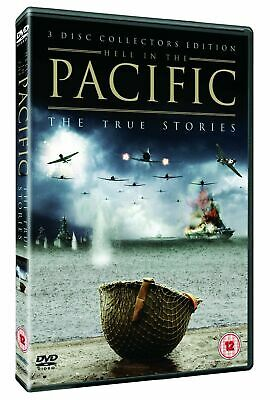 Pacific - The True Stories DVD (2010) War 3 Disc