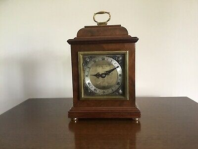antique english bracket clock