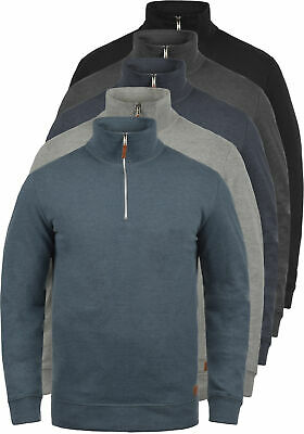 STACCATO HERREN COMMANDER Zip Troyer Sweatshirt Uni
