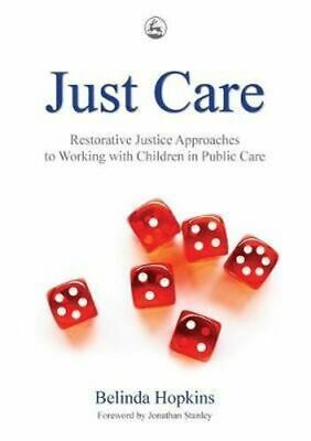 NEW Just Care By Belinda Hopkins Paperback Free Shipping