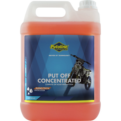 Putoline put off Concentrated moto wash 5 liter